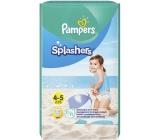 Pampers Splashers 4-5 jednorázové plienky do vody 9-15 kg 12 kusov