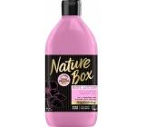 Nature Box Mandle Vitamínový antioxidant telové mlieko so 100% za studena lisovaným olejom, vhodné pre vegánov 385 ml