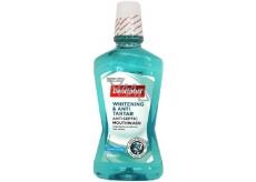 Dentiplus ústní voda 500ml Whitening bez alkoholu 0140