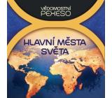 Albi Vedomostné pexeso - Hlavné mestá sveta vek 12+