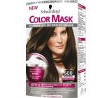 Schwarzkopf Color Mask barva na vlasy 500 Středně hnědý