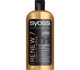 Syoss Renew 7 Complete Repair šampón pre poškodené vlasy 500 ml
