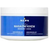 Alpa Univerzálny masážny krém 250 ml