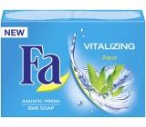Fa Vitalizing Agua toaletní mýdlo 90 g