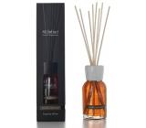 Millefiori Natural Vanilla & Wood - Vanilka a dřevo Difuzér 12 stébel v délce 35 cm do velkých prostor vydrží 6-7 měsíců 500 ml