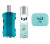 Fenjal Classic pena do kúpeľa 200 ml + dezodorant spray 150 ml + toaletné mydlo 100 g, kozmetická sada