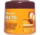 Garnier Fructis Oil Repair Intense 3 v 1 multifunkční maska pro velmi suché a nezkrotné vlasy 300 ml