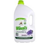 Winnis Eko Lavatrice Lavanda prací gél na všetky typy vlákien jemných a farebných odevov, s mydlom rastlinného pôvodu s vôňou levandule 100 dávok 5l