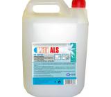 Milli Als profesionálny antimikrobiálne tekuté mydlo čisté bez parfumácie 5 l