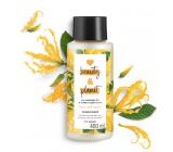 Love Beauty & Planet Ylang Ylang a Kokosový olej regeneračný kondicionér pre suché, poškodené vlasy 400 ml
