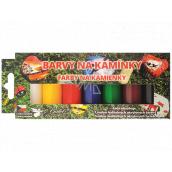 Kreativ Colour Farby na kamienky akrylové základná sada 7 farieb x 15 g