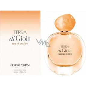 Giorgio Armani Terra di Gioia parfumovaná voda pre ženy 50 ml