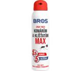 Bros Max Repelent proti komárom a kliešťom sprej 90 ml