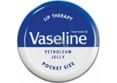 Vaseline Lip Therapy Original petrolejová mast na rty 20 g