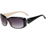 Relax Carmen 0265D černé sluneční brýle