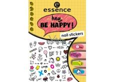 Essence nálepky na nechty Hey, Be Happy! 05