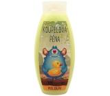 Bohemia Gifts & Cosmetics Příšerky Meloun koupelová pěna pro děti 500 ml