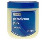 Silverlene nuage Petroleum Jelly Original petrolejová masť na suchú, popraskanú pokožku, zapareniny, oleženiny, omrzliny 250 ml