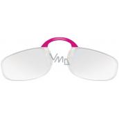 If The Really Tiny Quick Specs Samodržiace zväčšujúce okuliare Ružové 10,9 x 4,8 x 1,5 cm