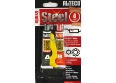 Alteco Epoxy Steel lepidlo s kovovým plničem 56,7 g