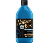 Nature Box Kokos Hydratační kondicionér oplachový se 100% za studena lisovaným olejem, vhodné pro vegany 385 ml