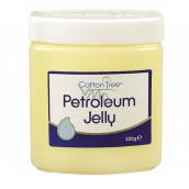 Cotton Tree Petroleum Jelly petrolejová masť na zapareniny, omrzliny, zmäkčenie 226 g
