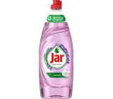 Jar Natural Scents Lavender & Rosemary prostriedok na ručné umývanie riadu 650 ml