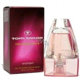 Tom Tailor New Experience Woman toaletní voda 30 ml