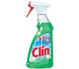 Clin Apple s vôňou jablka čistič na okná a sklo 500 ml rozprašovač