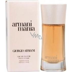 Giorgio Armani Mania toaletná voda pre ženy 30 ml