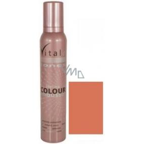 Vitale Tones farbiace penové tužidlo Copper - Medená 200 ml