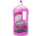 PAVISTELLA s vôňou ruže na umývanie a leštenie tvrdých umývateľných povrchov 1,25 l