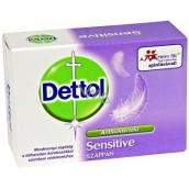 Dettol Sensitive antibakteriální toaletní mýdlo 100 g