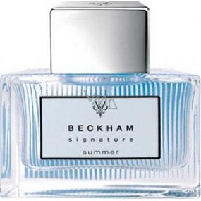 David Beckham Signature Summer Men toaletní voda 30 ml Tester