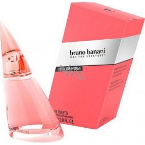 Bruno Banani Absolute toaletní voda pro ženy 60 ml