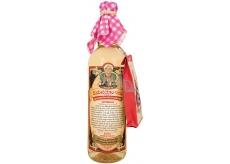 Bohemia Gifts & Cosmetics Babiččino maceračnej darčekové víno biele - jarabina 750 ml