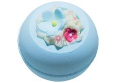Bomb Cosmetics Bavlněná květina Šumivý balistik do koupele 160 g