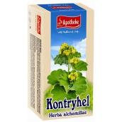 Apotheke Alchemilka obyčajný čaj 20 x 1,5 g