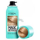 Loreal Paris Magic Retouch vlasový korektor šedín a odrastov 04 Dark Blonde 75 ml