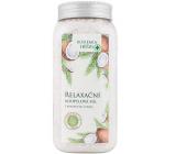 Bohemia Gifts Kokos soľ do kúpeľa s kokosovým olejom 900 g