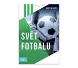 Albi Kvízy do vrecka Svet futbalu 50 kariet, vek: 12 +