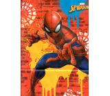 Nekupto Darčeková papierová taška 36,5 x 26 x 12 cm Marvel Spiderman 1 kus 1701 REL