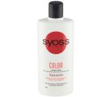 Syoss Color kondicionér na vlasy pre farbený vlas 440 ml