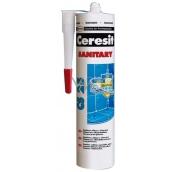 Ceresit CS 25 Sanitárny silikón biely 280 ml