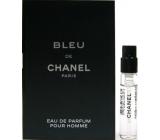 Chanel Bleu de Chanel toaletná voda pre mužov 2 ml s rozprašovačom, vialky