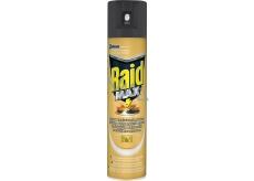Raid Max 3v1 proti lezúcemu hmyzu sprej 400 ml
