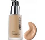 Artdeco High Definition Foundation krémový make-up 24 Soft Cappuccino 30 ml