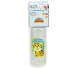 First Steps Jungle 0+ dojčenská fľaša Tiger 250 ml