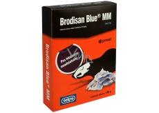 Tekro Brodisan Blue MM pasta k hubení hlodavců 150 g