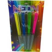 Klásek Prskavky Neon farebné 28 cm 20 kusov kategórie F1 predajné od 15 rokov!